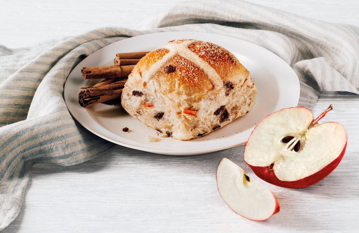 ​Hooray for hot cross buns!