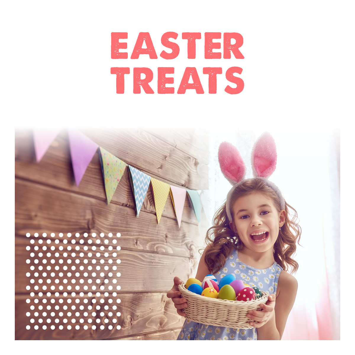 Easter Treats & Gift Ideas for Kids!