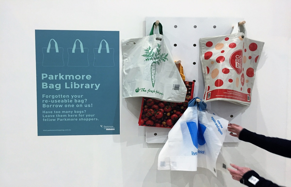 Parkmore Bag Library