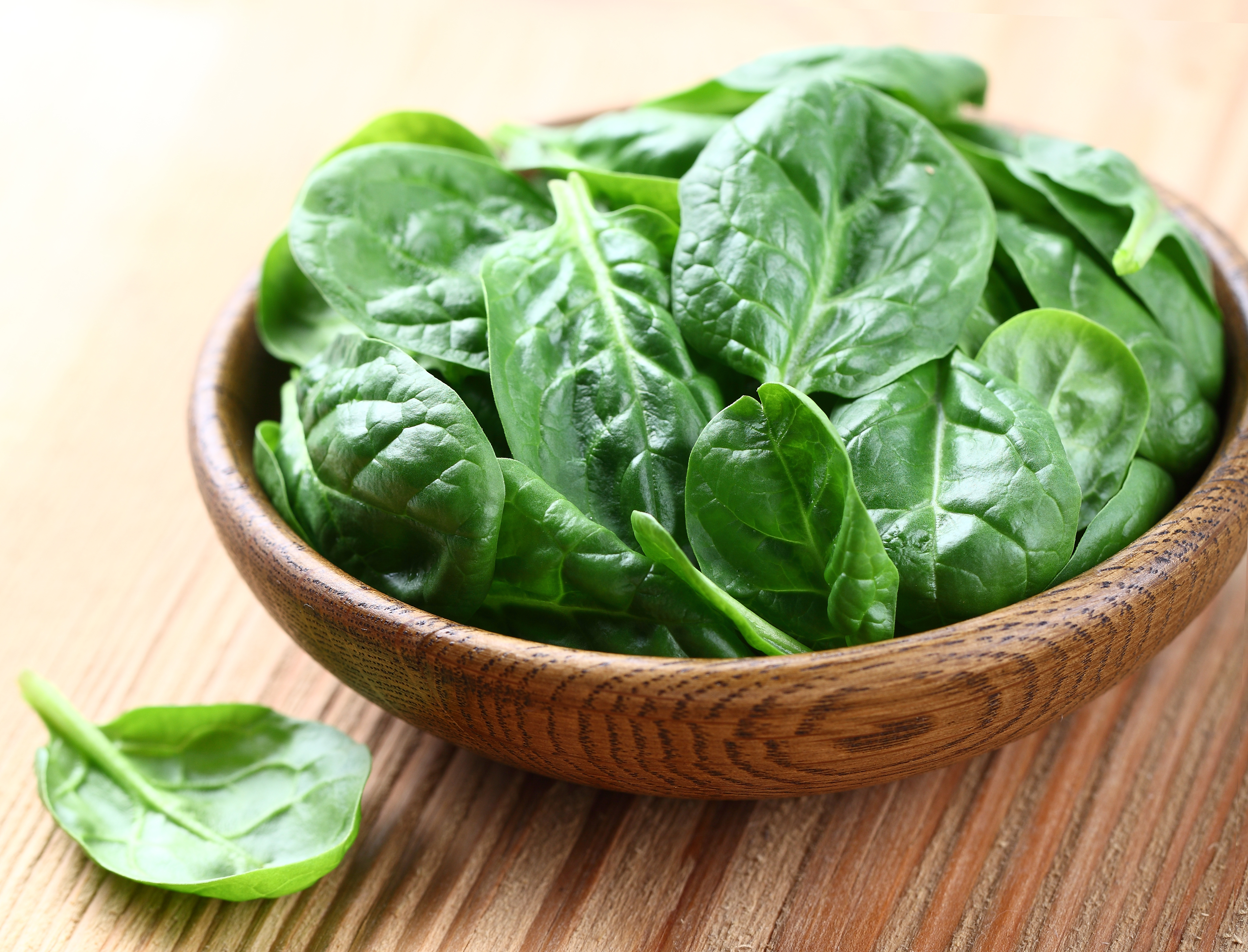 Food Facts: Spinach