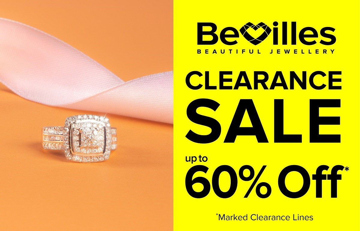 Bevilles Clearance Sale up to 60% off