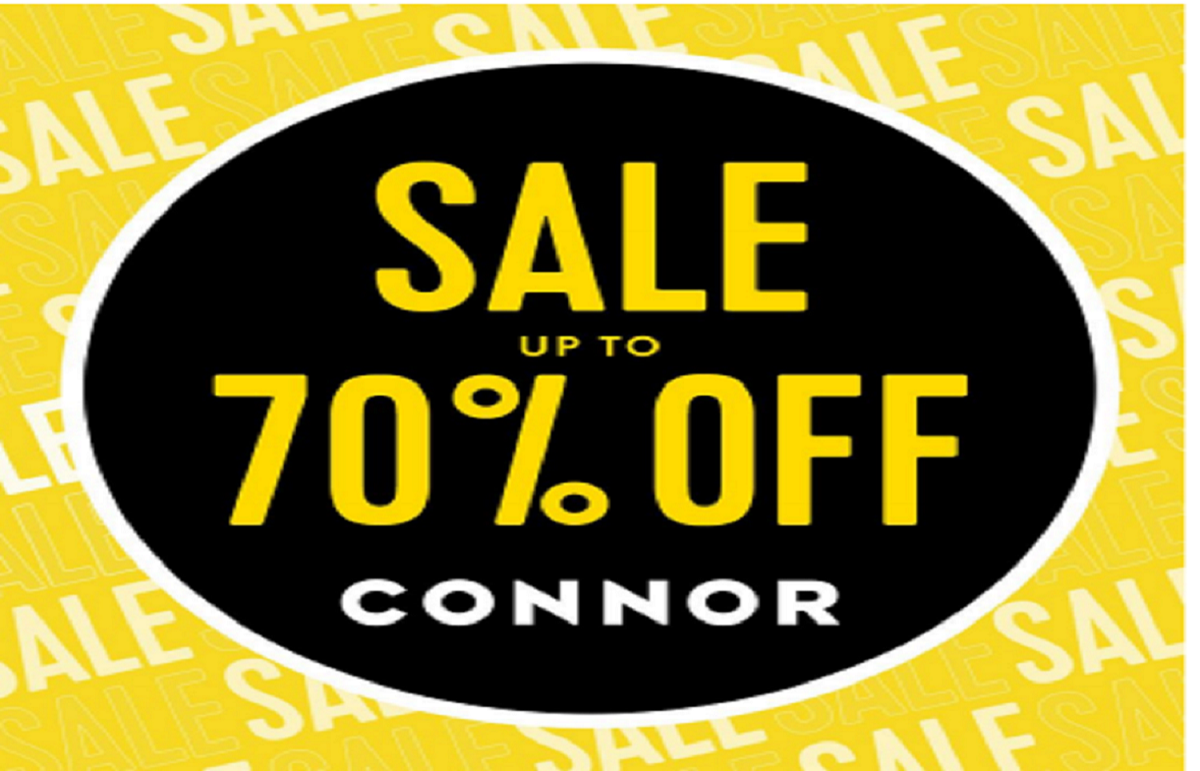 Connor Boxing Day Offer