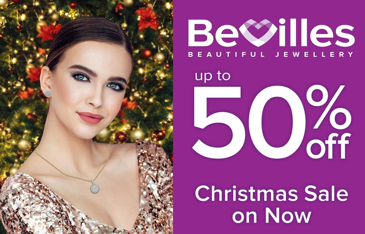 Bevilles Christmas Offer
