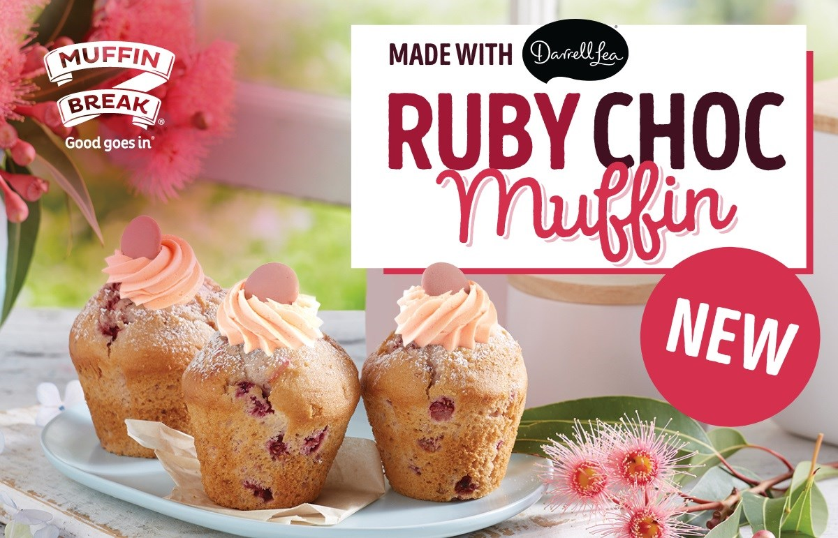 Ruby Muffin & Special Offer
